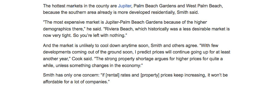 The Real Deal - Industrial Market Heats up in Palm Beach County - 6.1.15_Page_2